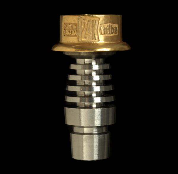 gold cannabis jewelry