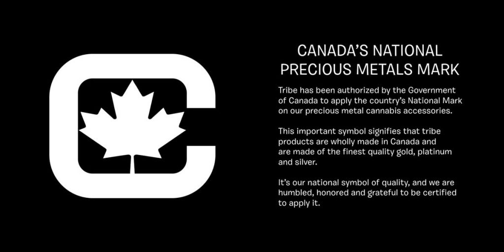 Canada's National Precious Metals Mark