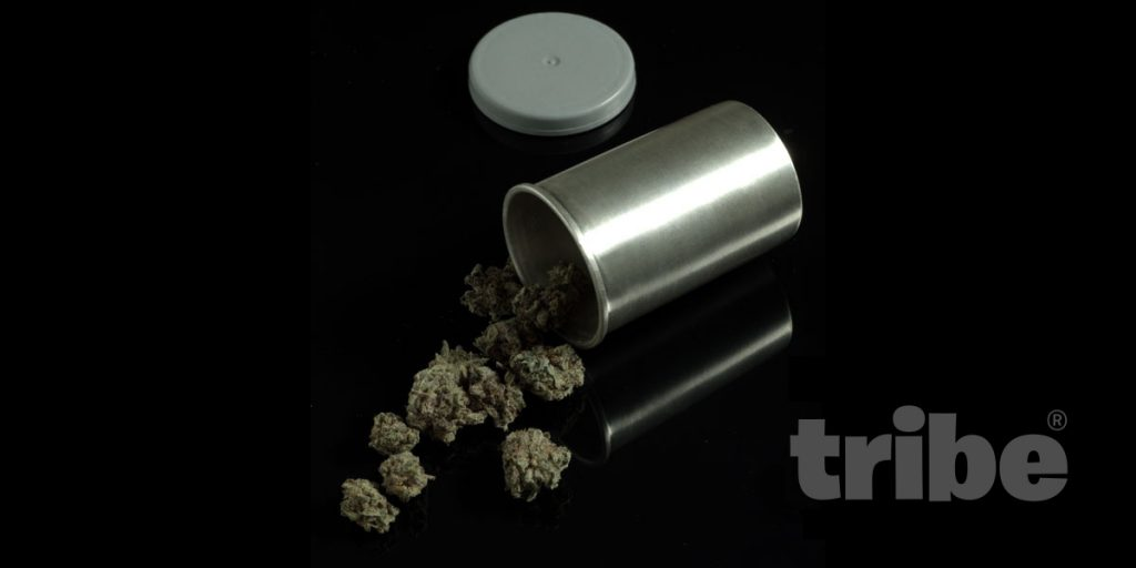 tribe cannabis accessories 925 silver