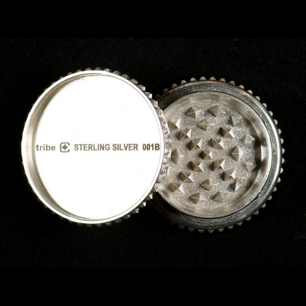 sterling silver grinder