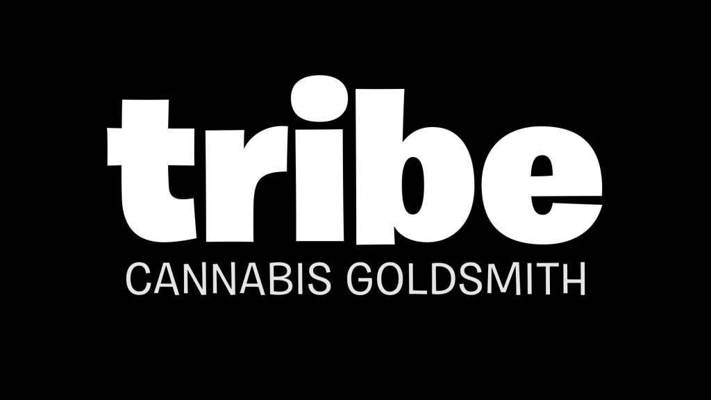 tribe cannabis goldsmith social media logo