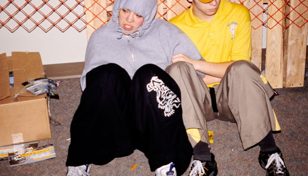 flyer kids polson street toronto 1998