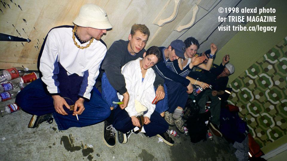 liquid adrenaline toronto 1998