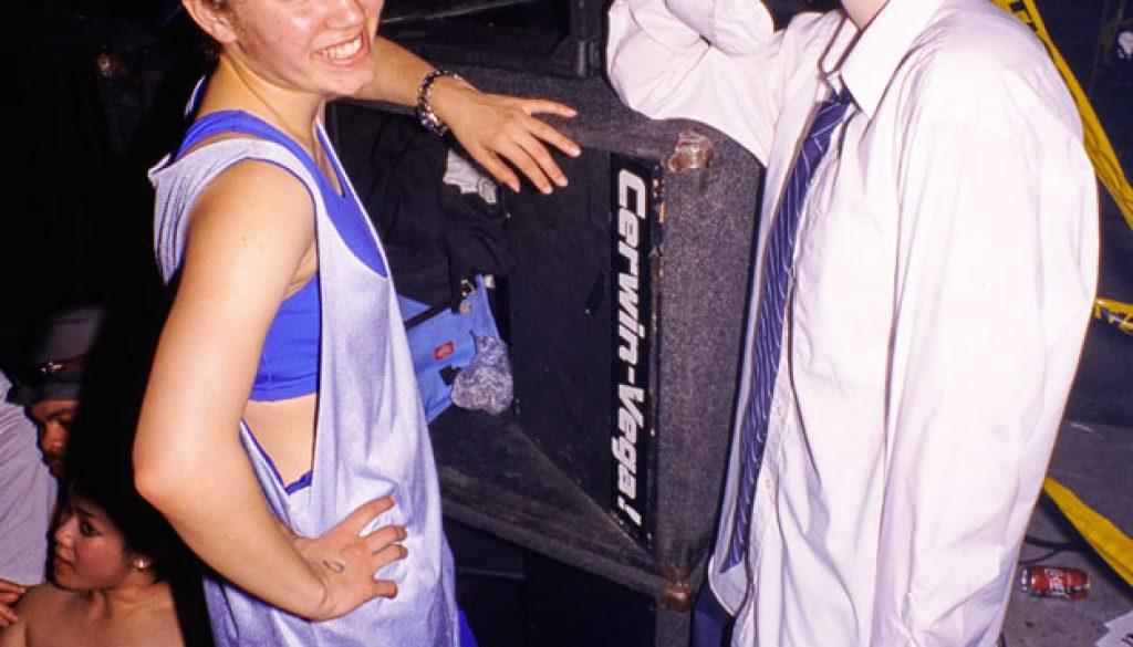 ravers by speaker stack 1999 eastern avenue