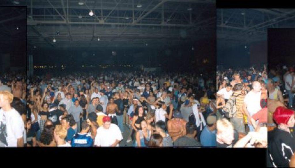 Roy Davis Jr at Dose 1998