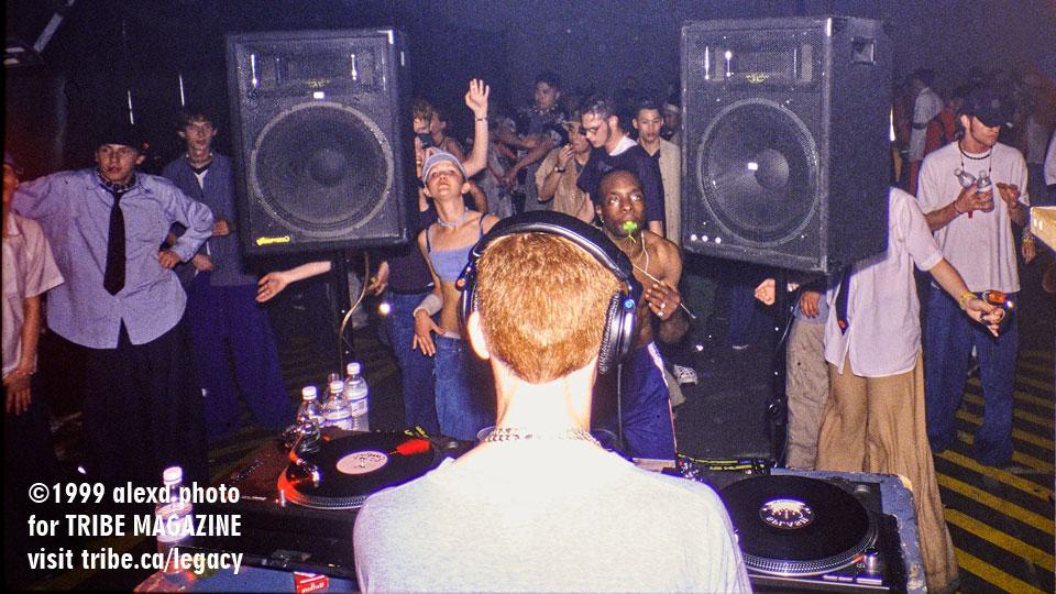 Stereo Imaging Toronto 1999