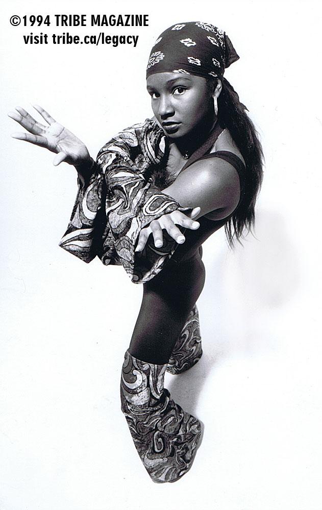 go go dancers toronto 1994