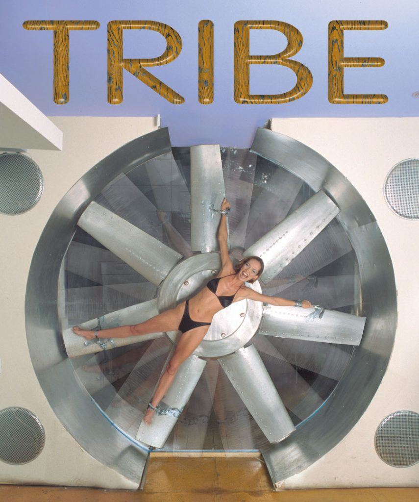TRIBE MAGAZINE COVER 52 1998