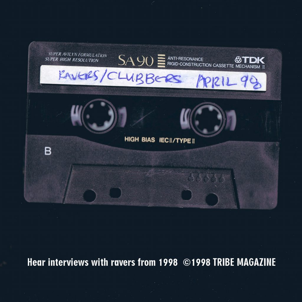 ravers interviewed 1998