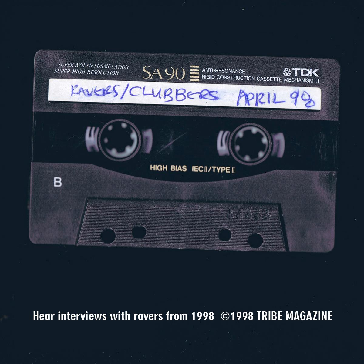 ravers interviewed 1998