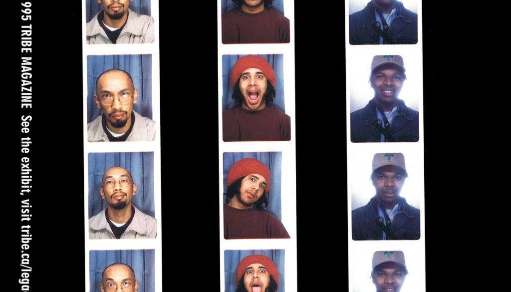 JMK DJ Crew Toronto 1995