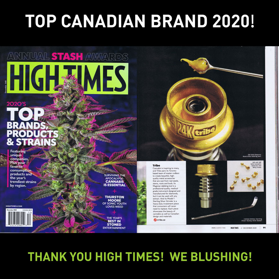 tribe is high times top canadian cannabis brand 2020